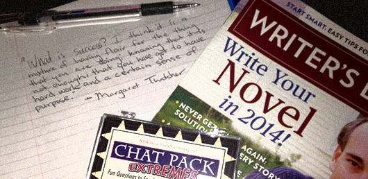 Write Your Novel (With Me) in 2014