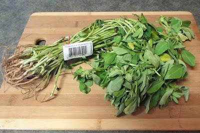 فوائد اوراق الحلبة الخضراء