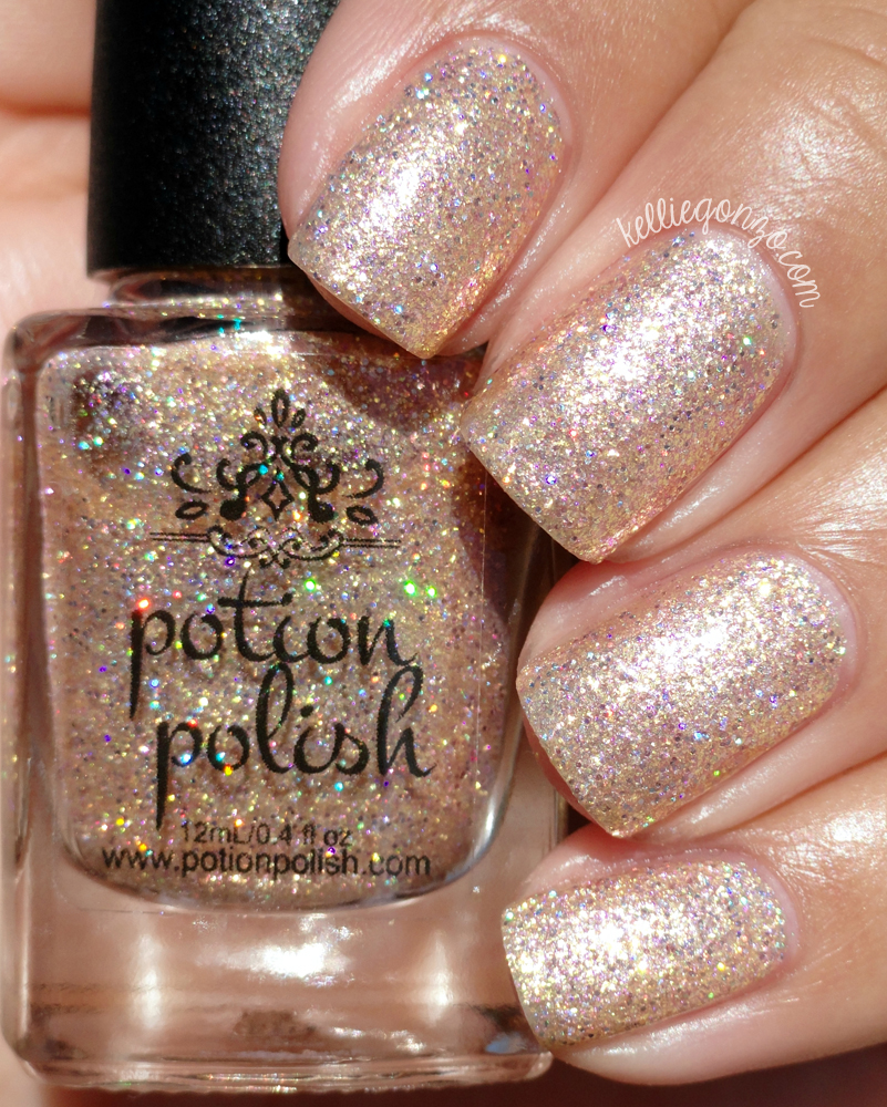 Potion Polish Sunsoaked
