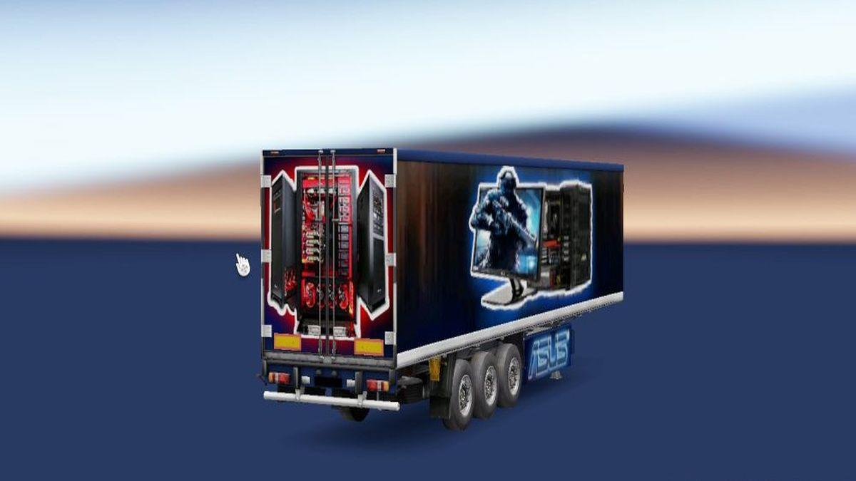 Trailer Gaming PC