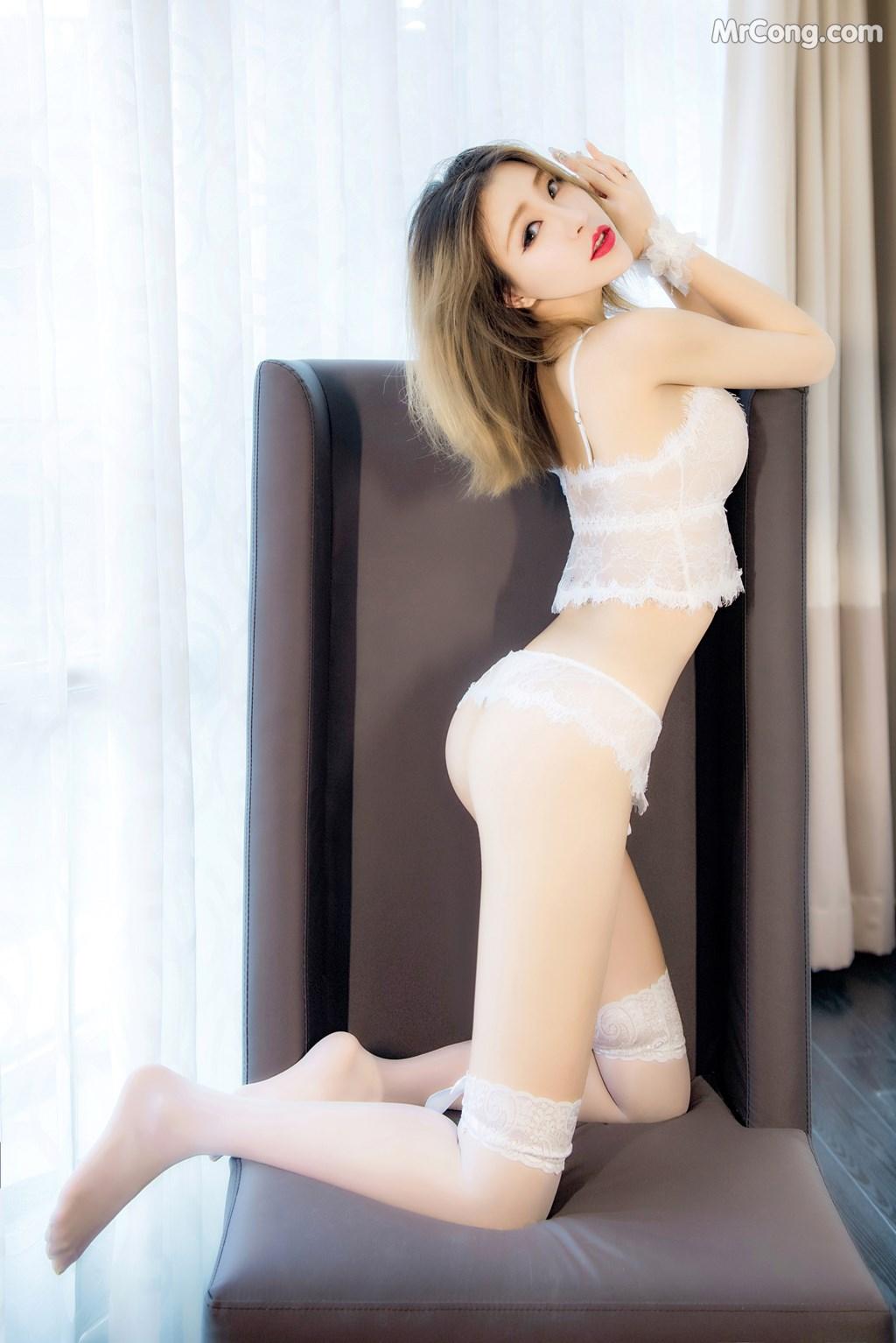 Image SLADY-2017-05-25-No.003-Zhao-Huan-Yan-MrCong.com-002 in post SLADY 2017-05-25 No.003: Người mẫu Zhao Huan Yan (赵欢颜) (46 ảnh)