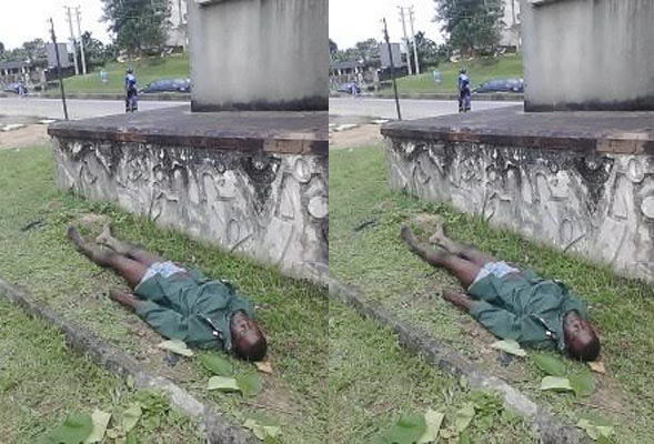 Residents flee as corpse is abandoned at Mile 8, Calabar
