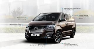 Harga Kredit Mobil Hyundai H1 2019