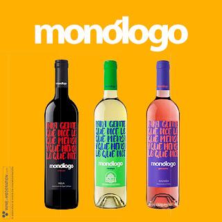Prueba el vino Monólogo Rioja Crianza
