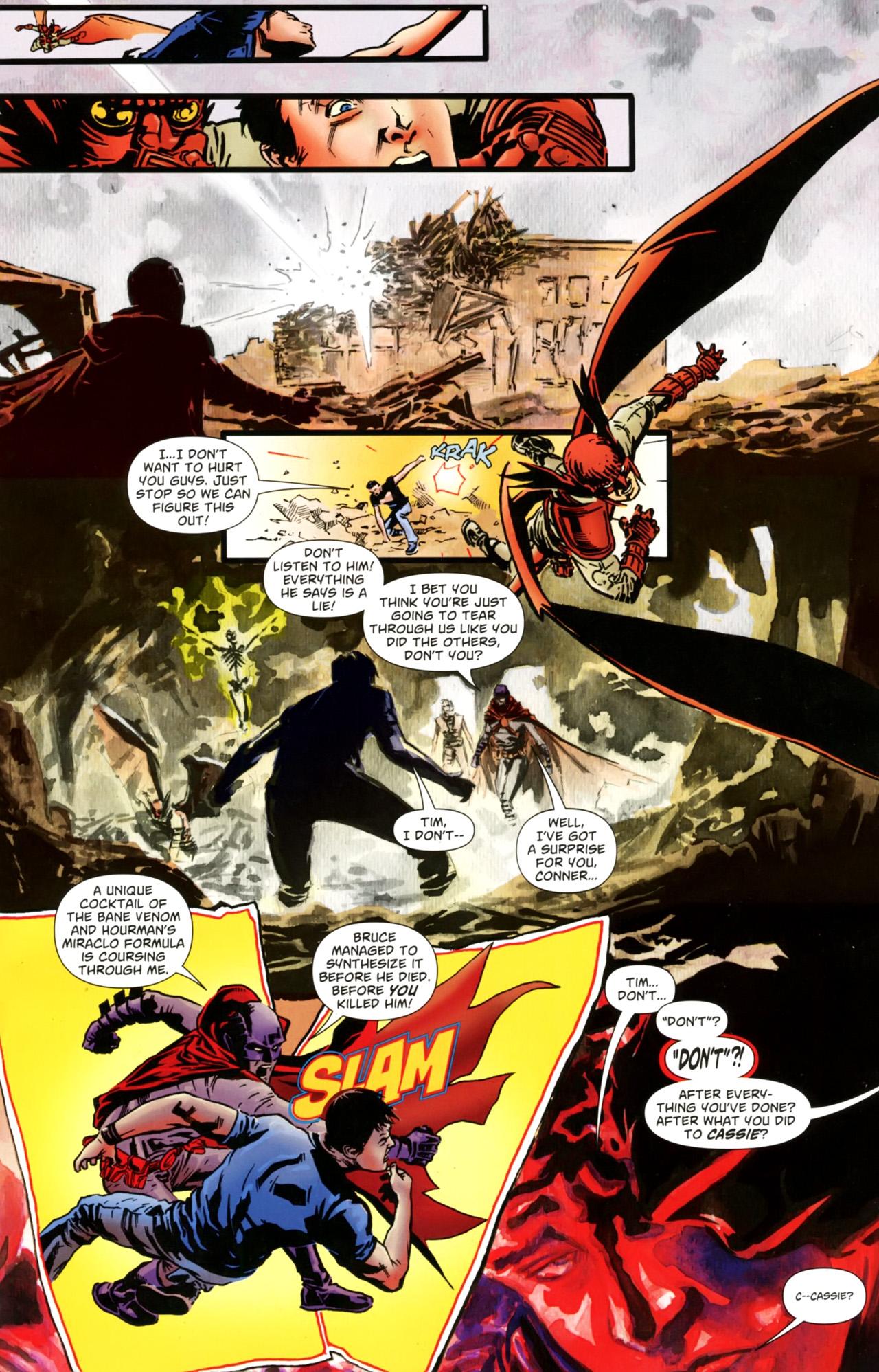 Superboy [I] Issue #7 #7 - English 15