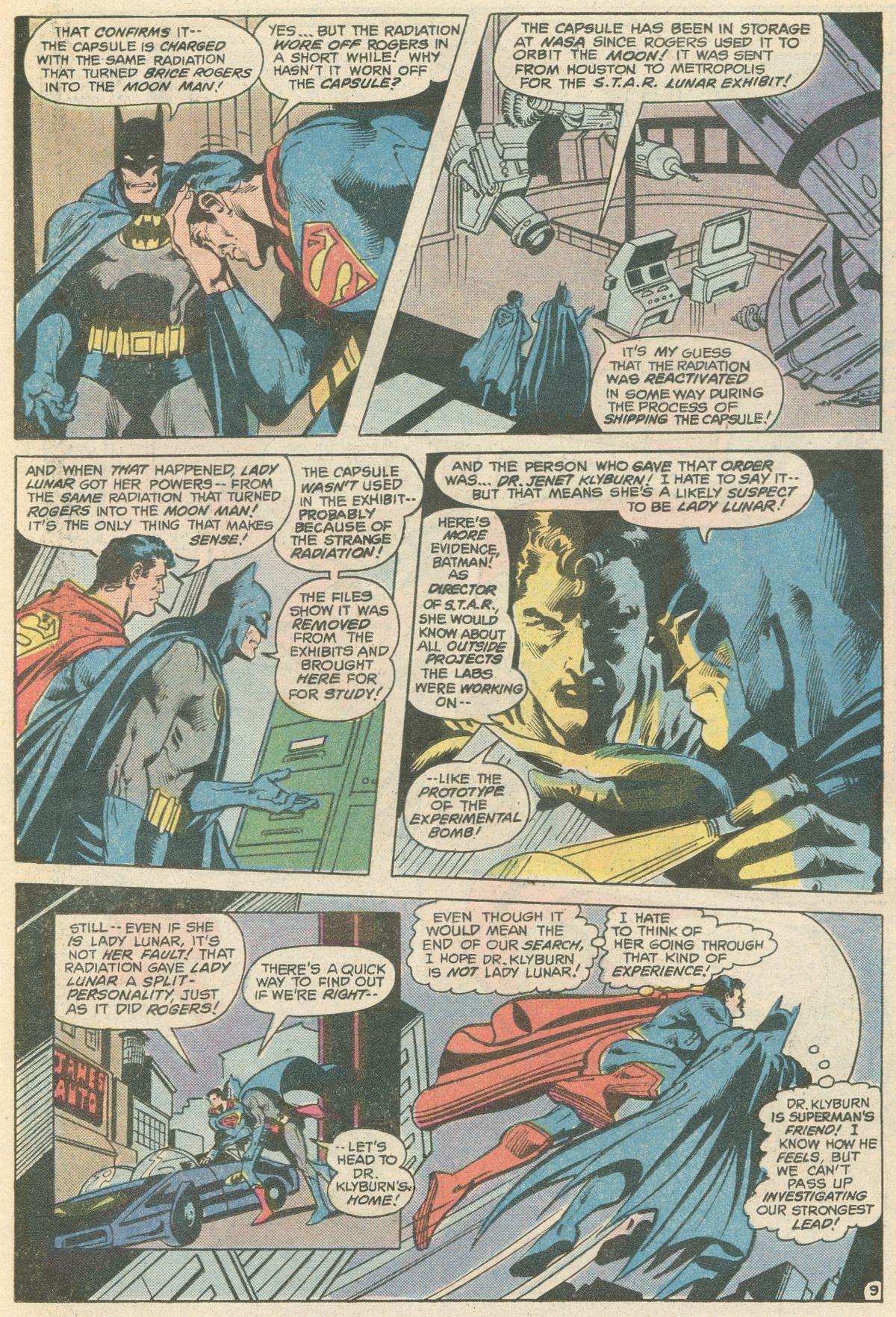 Read online World's Finest Comics comic -  Issue #266 - 11