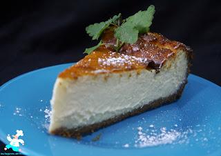 Tarta De Queso  (lucía)