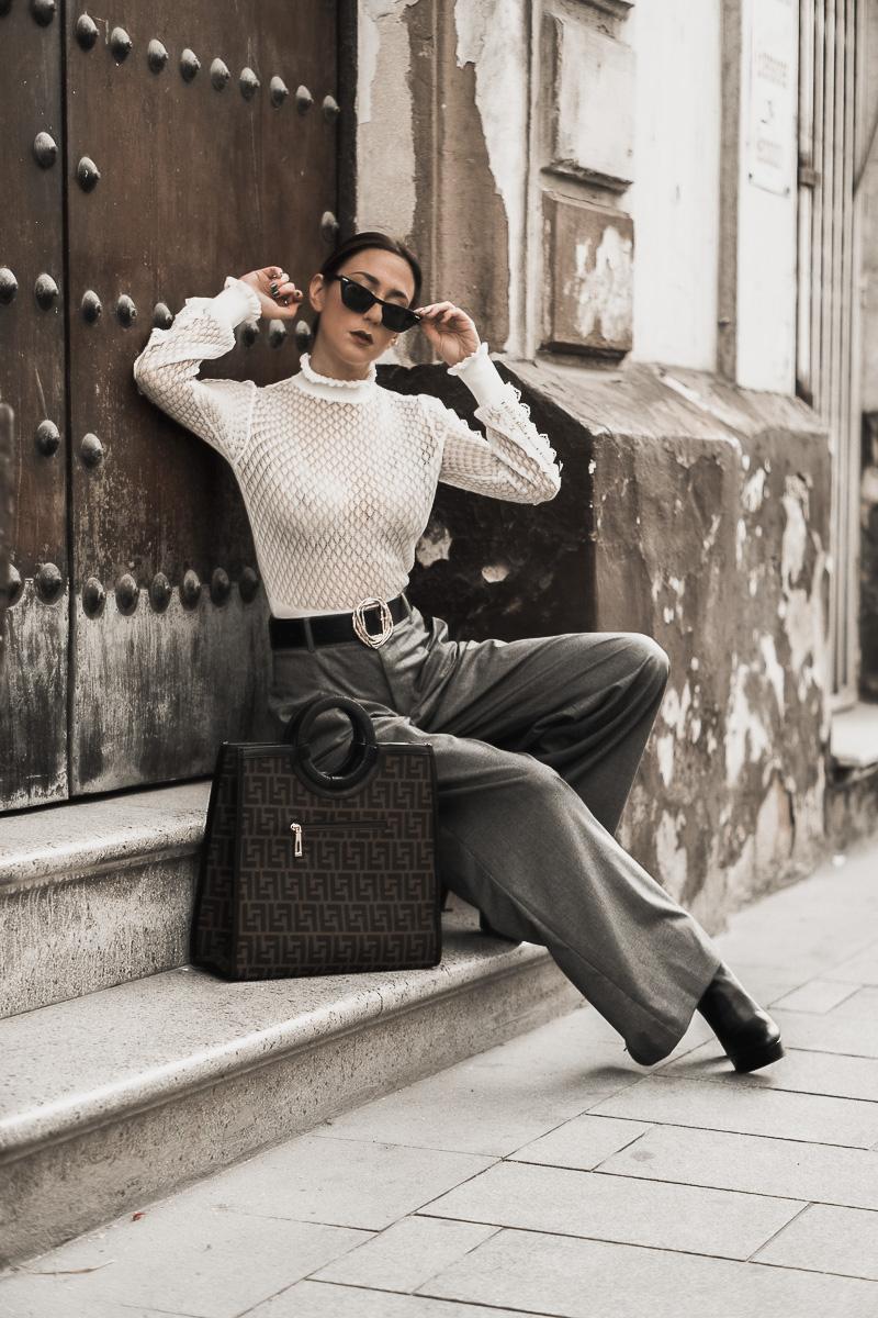 working style BLUSA BOHO DE ZARA