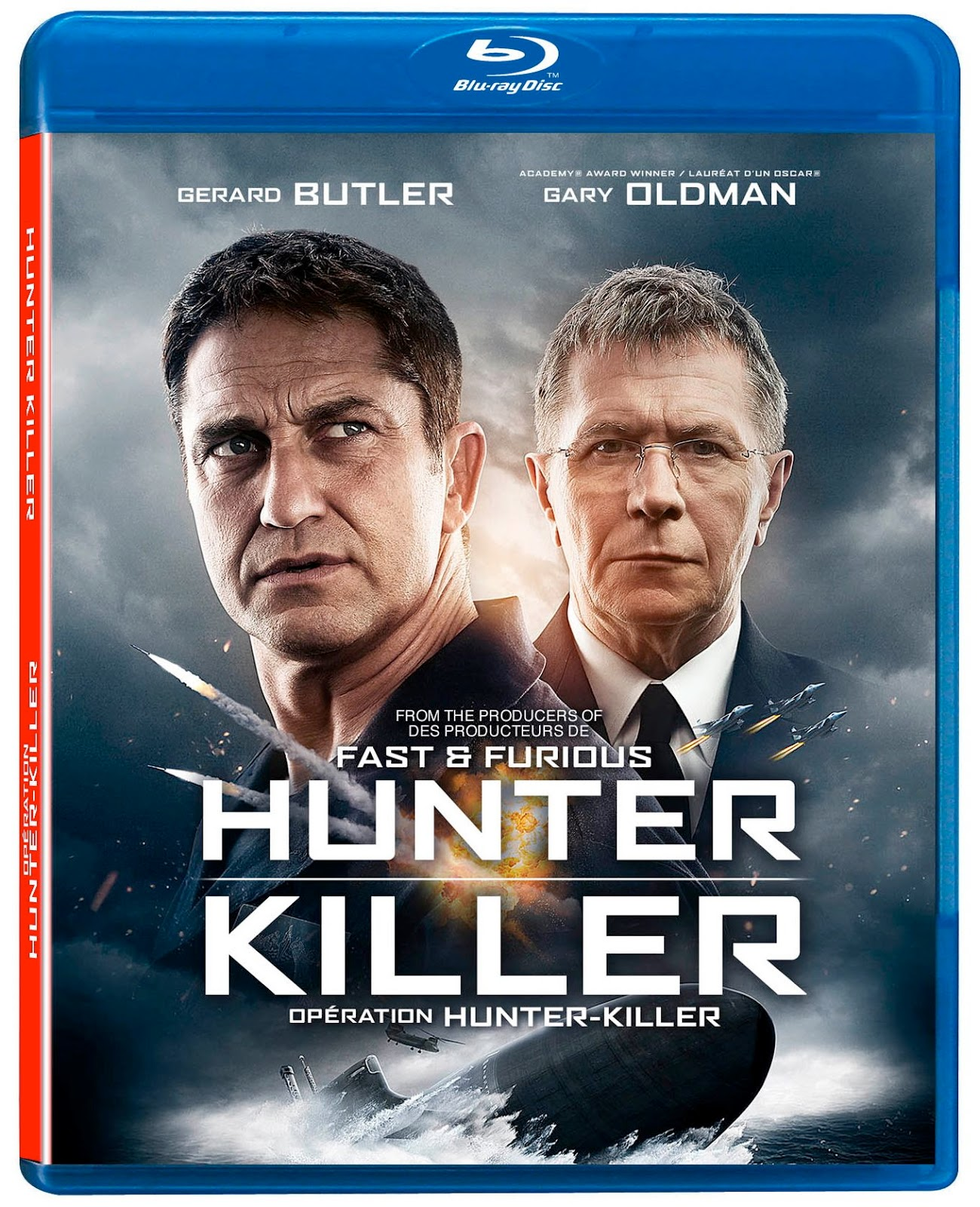 The Reel Roundup | Everything Movies & More: Win 'Hunter Killer' on