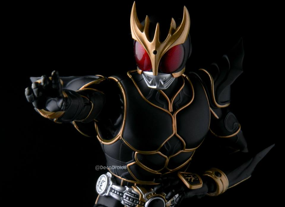 S.H.F Kamen Rider Kuuga Ultimate Form