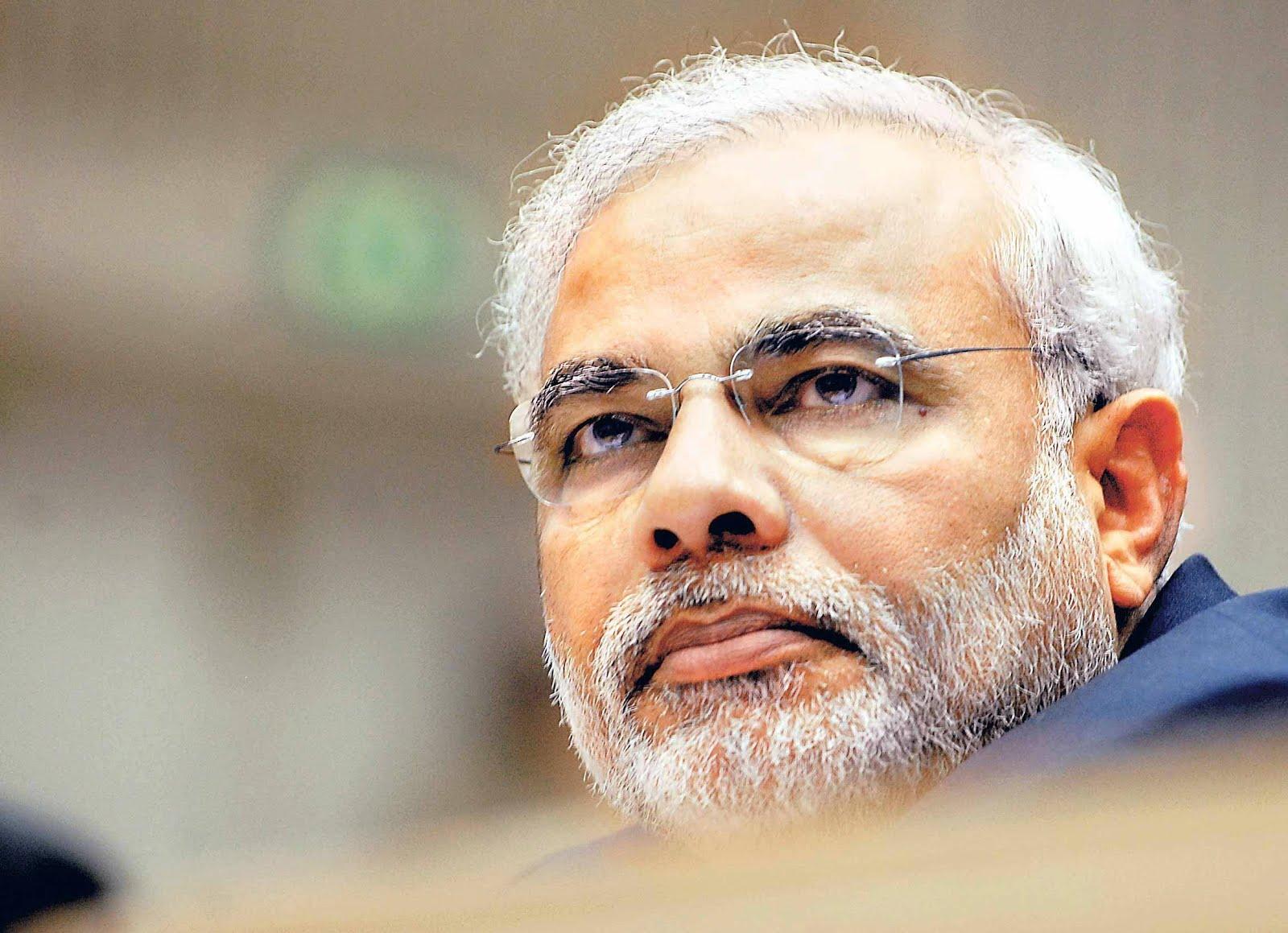 HD Wallpapers: Narendra Modi, Prime Minister Of India