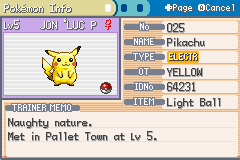 pokemon fire yellow screenshot 1