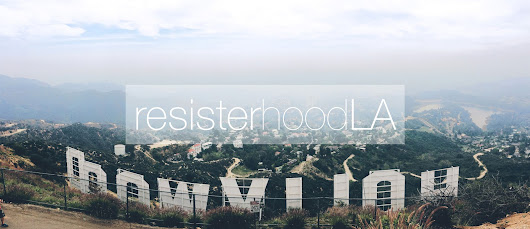 "Los Angeles Volunteer Group ""ResisterhoodLA"" Gives Back! 2017 Exclusive Interview."