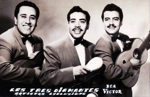 Los Tres Diamantes - Historia De Un Amor