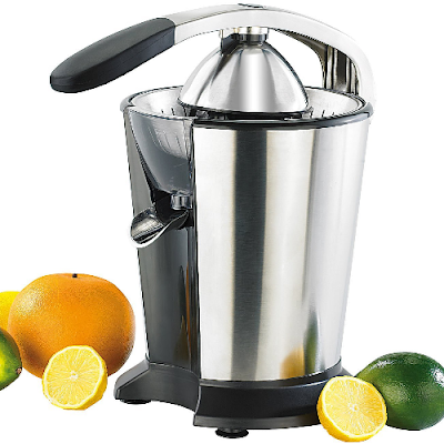 The most professional electric citrus press