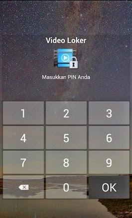 aplikasi sembunyikan video android tanpa root