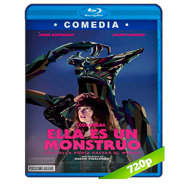 Ella es un monstruo (2016) BRRip 720p Audio Dual Latino-Ingles