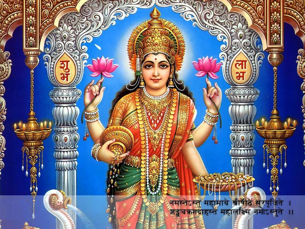 Goddess lakshmi wallpaper picture images photo full resolution hd.