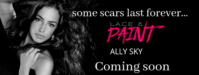 Lace & Paint Cover Reveal