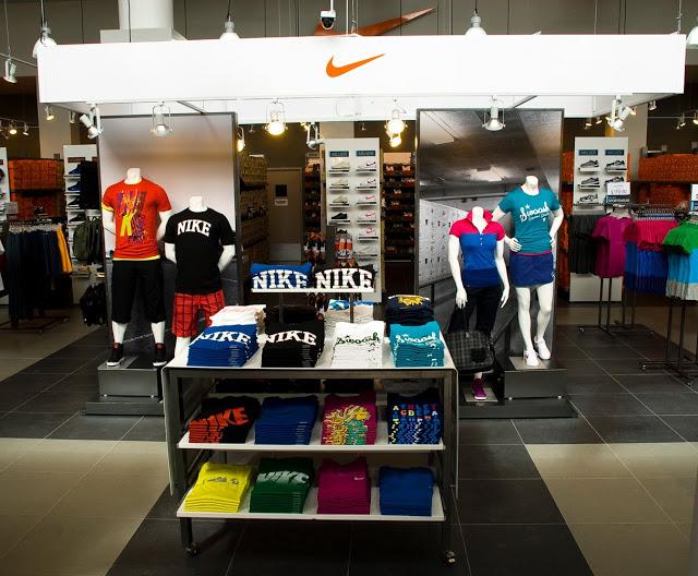 Tiendas de Nike en Orlando: productos