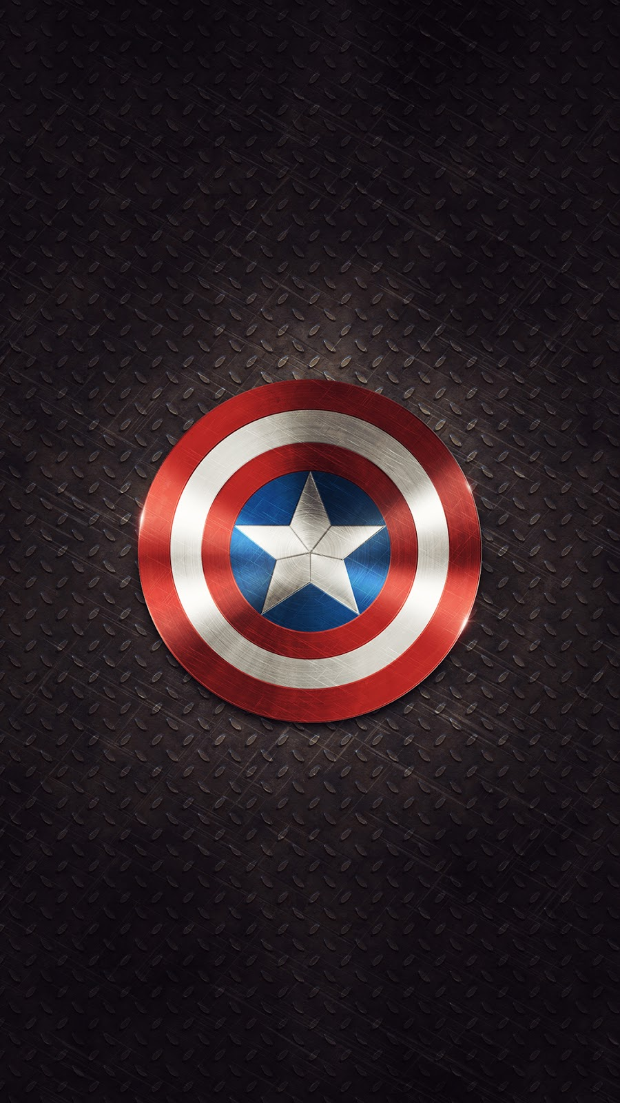 Download Captain America iPhone Background Free