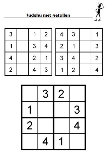 Gietjes Corner Sudokudidactiek
