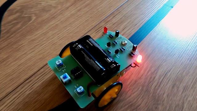 How to make a RC Robot Car