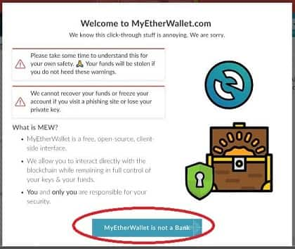 configurar paso a paso my ether wallet monedero substratum SUB