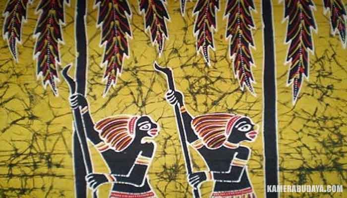 Batik Papua  Sejarah Ciri Khas Filosofi Motif dan