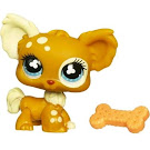 Littlest Pet Shop Singles Chihuahua (#731) Pet