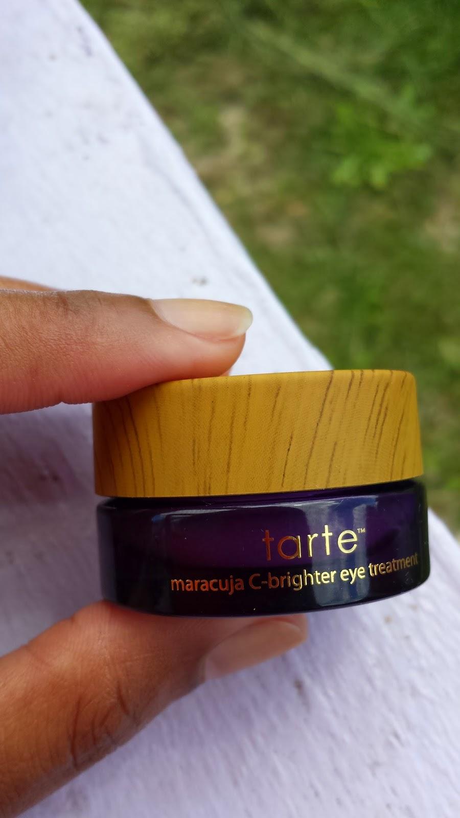 Tarte Maracuja C-Brighter Eye Treatment - www.modenmakeup.com