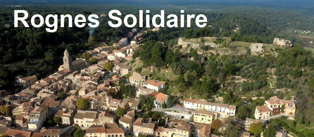 Rognes Solidaire