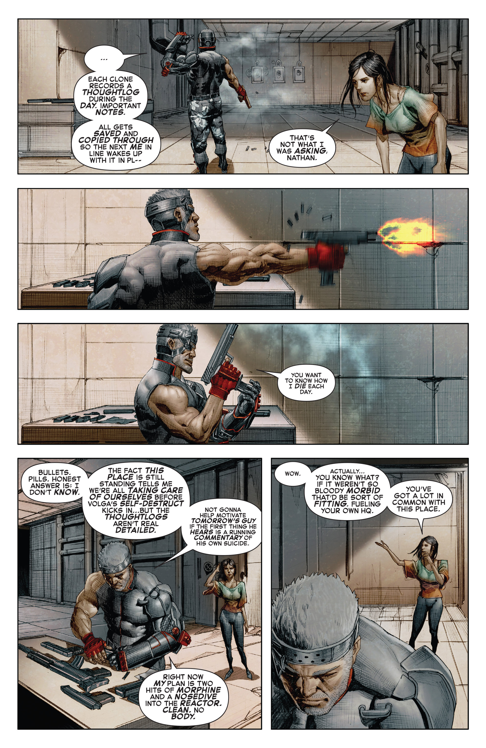 Read online X-Force (2014) comic -  Issue #7 - 4