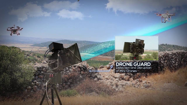 Image Attribute: IAI's Drone Guard / Youtube Screengrab