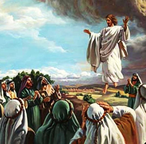 Diácono Luis Brea Torrens: Marcos 16,15-20: La Ascensión del Señor