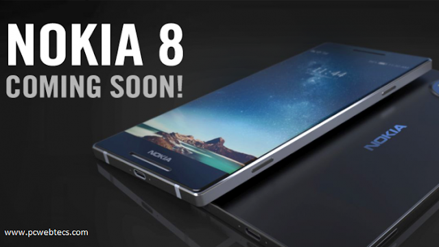 Nokia 8 mobile launched 2017