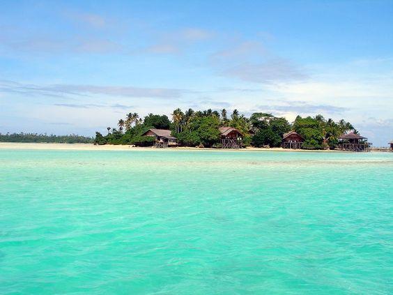 Lokasi Pulau Derawan