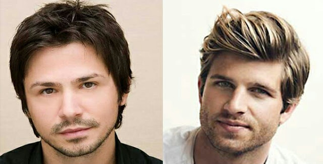 Hairstyles For Men According To Face Shape Online: Men's Hair Style For Your Face Shapes
