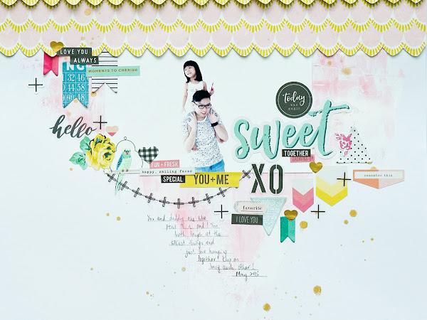 Maggie Holmes Design Team : Sweet Together