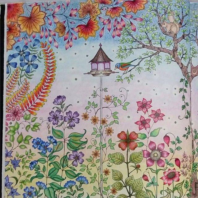 Bamba rex regalos originales pintar y colorear i for El jardin secreto johanna basford