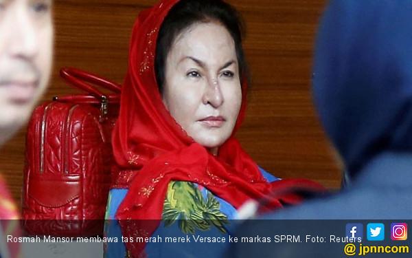 Memalukan, Nyonya Najib Terlibat Skandal Perhiasan Pinjaman
