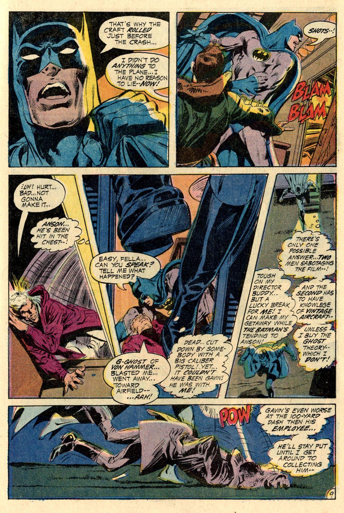 Detective Comics (1937) 404 Page 12