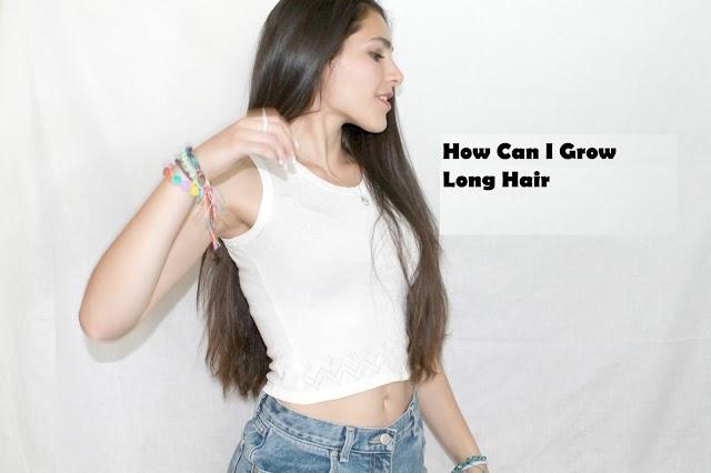 How Can I Grow Long Hair?