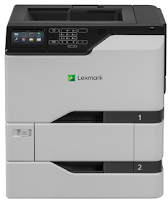 Work Driver Download Lexmark CS720DE