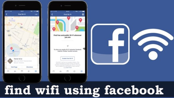 Facebook Free Wifi Finder