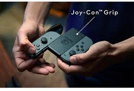 grip kontroler Joy-Con