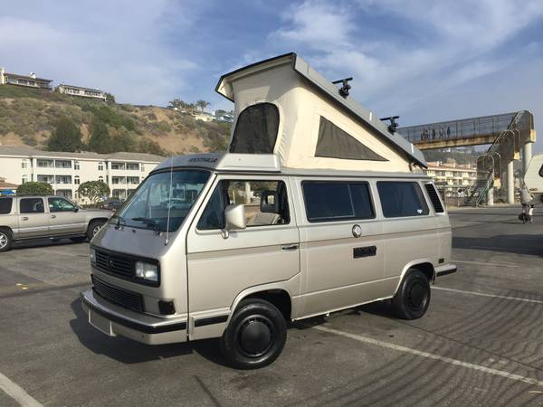 1989 vw westfalia vanagon camper van buy classic volks. Black Bedroom Furniture Sets. Home Design Ideas