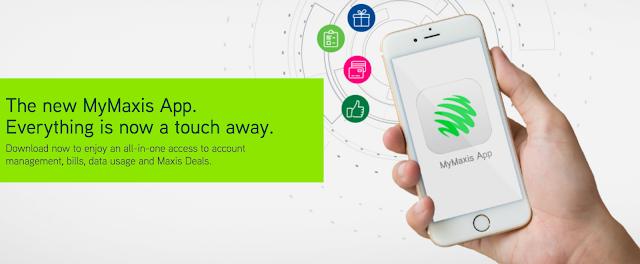MyMaxis App Deals