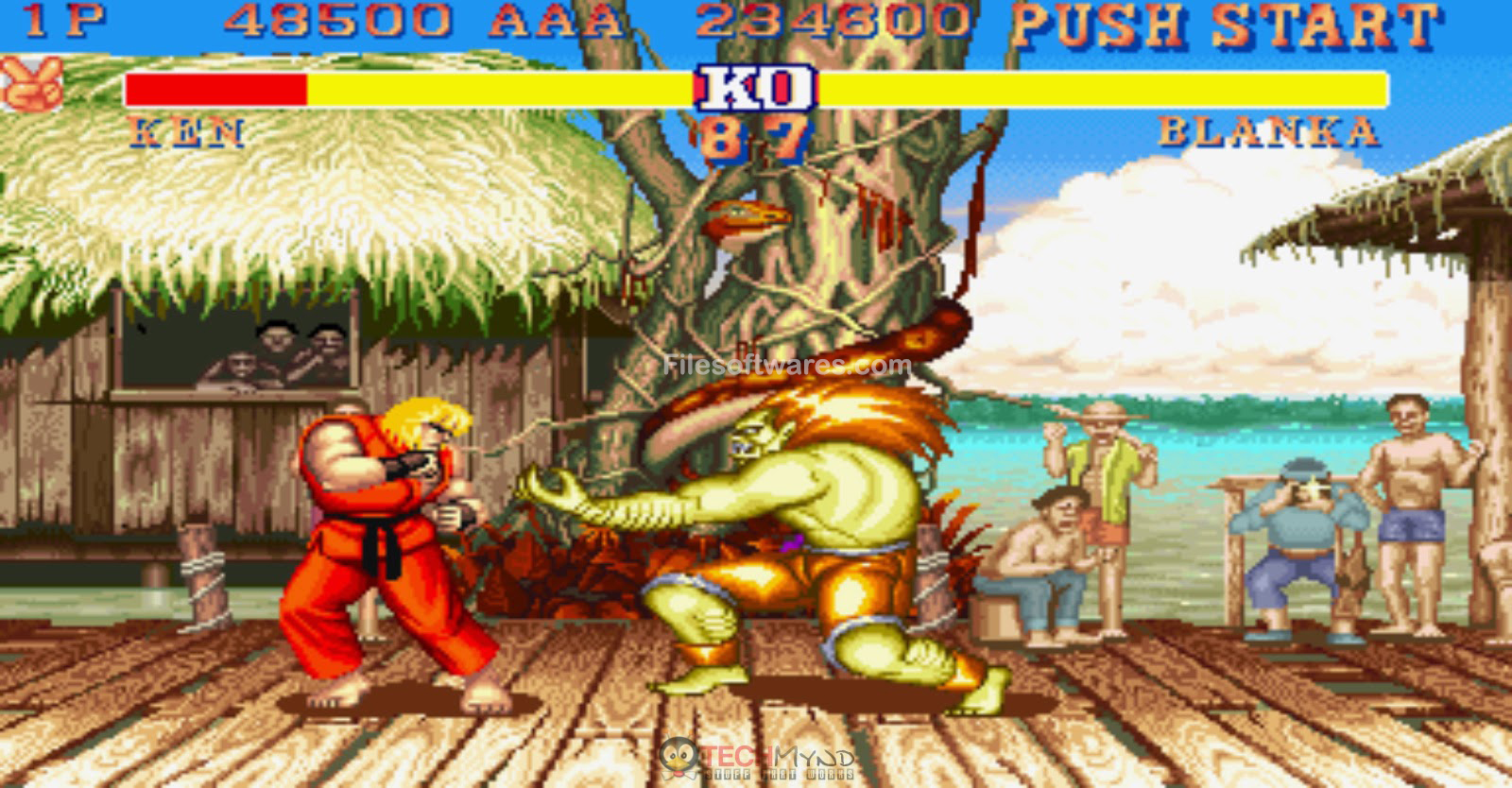 street fighter 2 game free