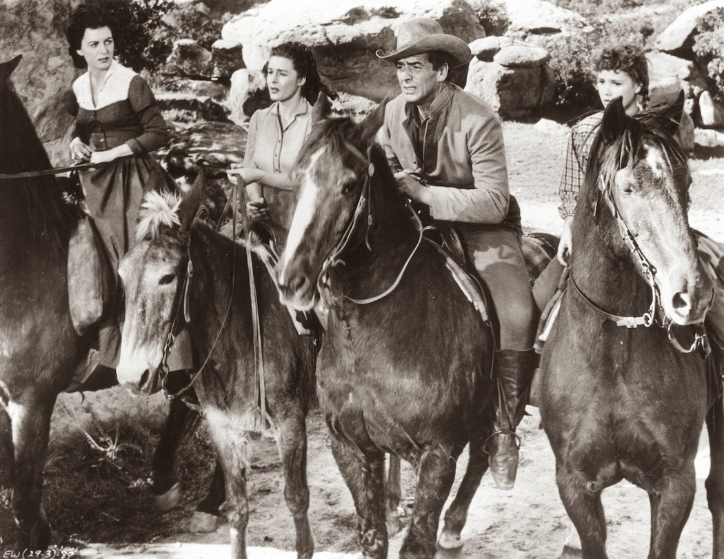 Santa Maria Escort >> A drifting cowboy: Reel Cowboys of the Santa Susanas -- Victor Mature